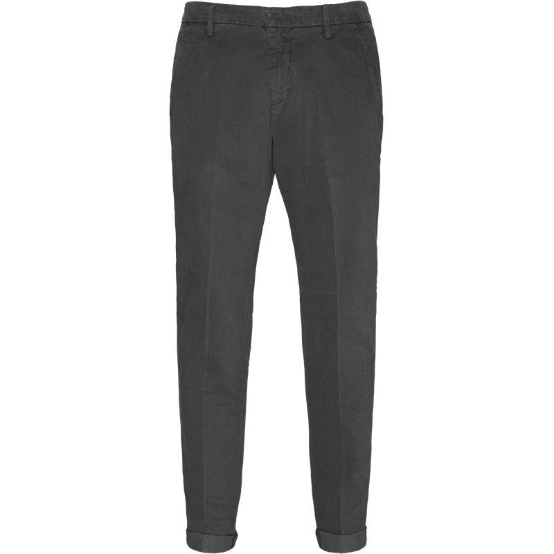 dondup – Dondup slim up235 fs160 bukser dark grey på axel.dk